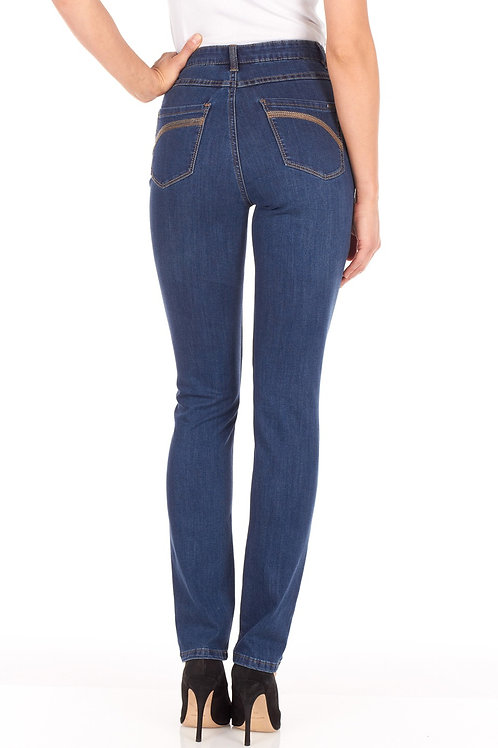 FDJ - Supreme Suzanne slim leg jeans