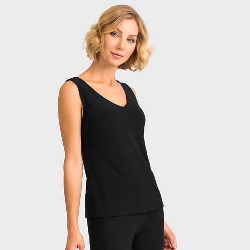 Joseph Ribkoff - Luxury cami vest with lined front