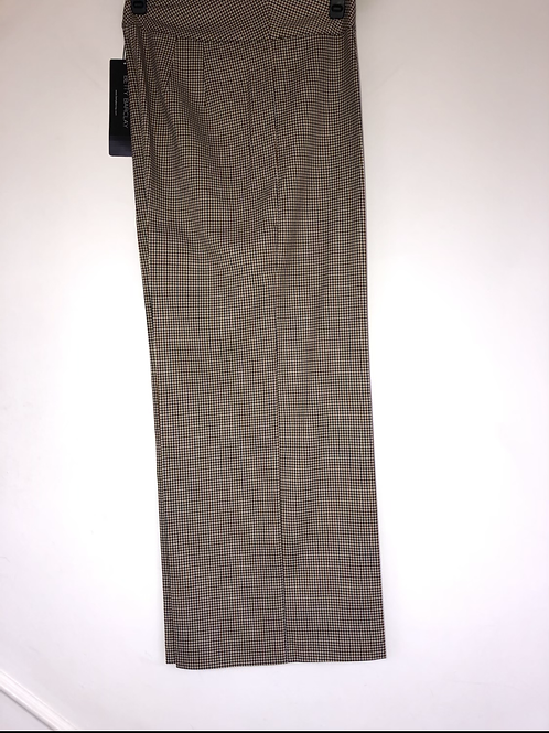 Betty Barclay - printed wide leg trousers