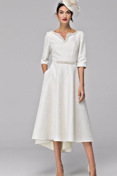 Georgia Jo - Powder Blue 50's style Dress