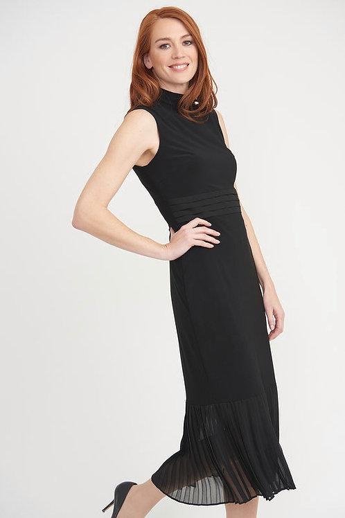 Joseph Ribkoff Elegant Black Dress