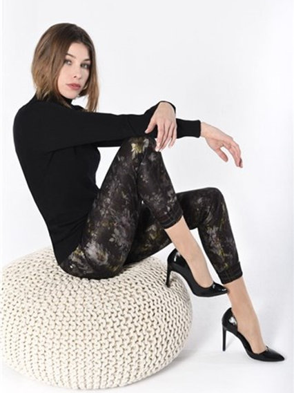 Robell - Floral print 'Bella' trousers