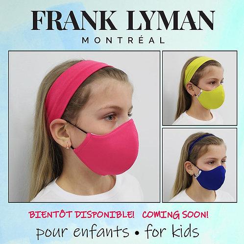 Frank Lyman - Children's washable masks