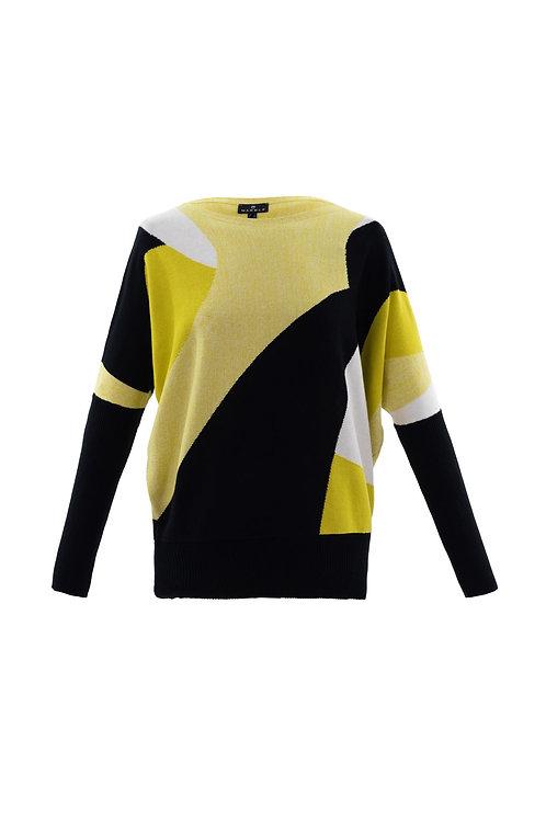 Marble - multicoloured jumper