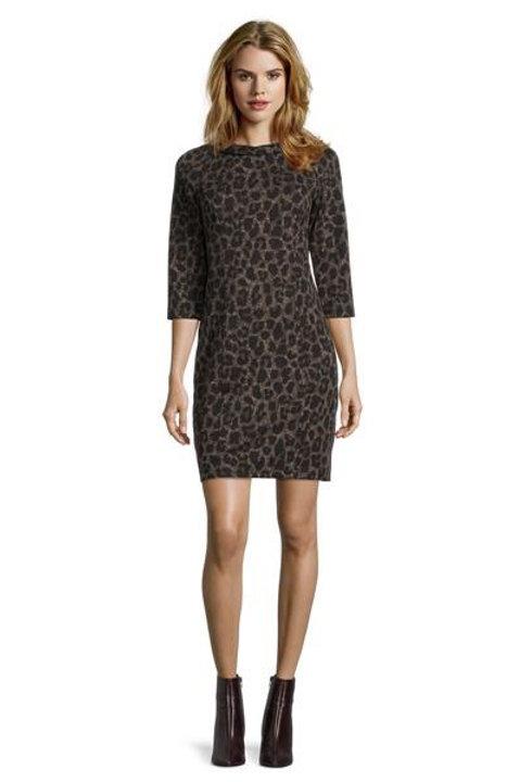 Betty Barclay - animal print dress