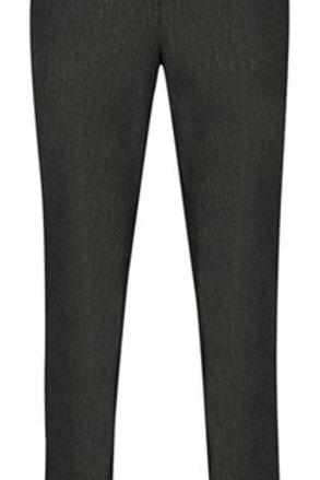 Robell - 'Marie' Black classic leg stretch trouser.