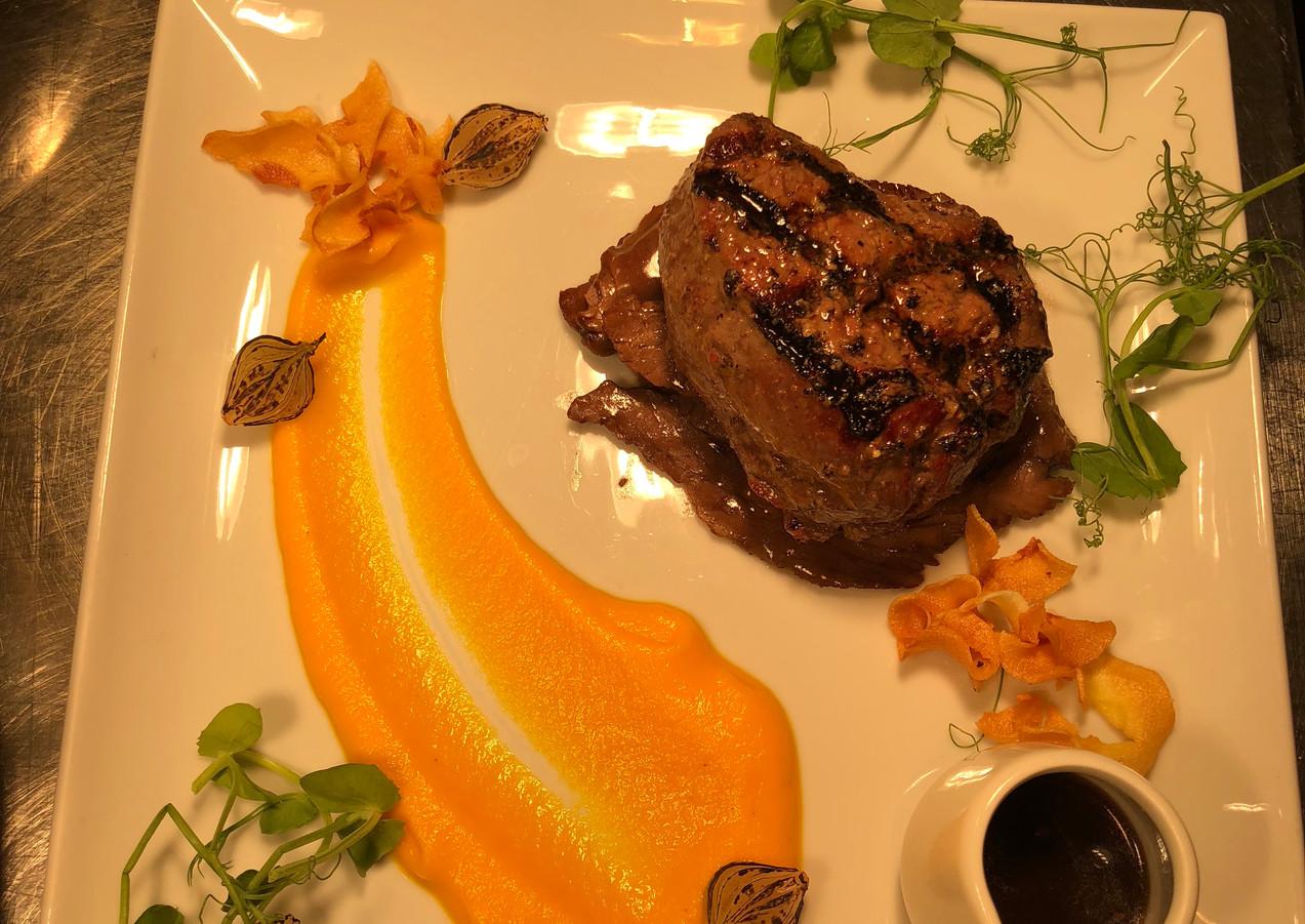 Prime Fillet of Ryedale Beef