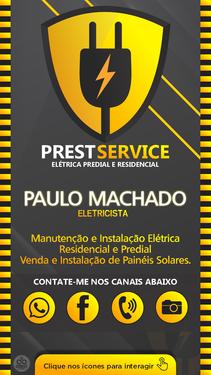 Eletricista - PrestService