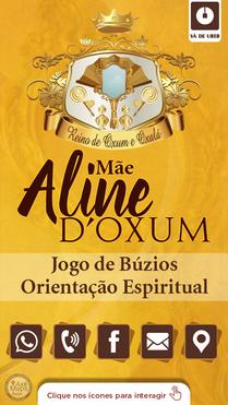 Interativo Aline Oxum