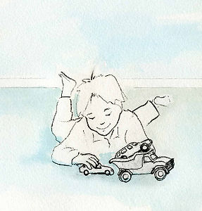 My Quiet Adventures, Picture Books for Highly Sensitive Children - Oliver