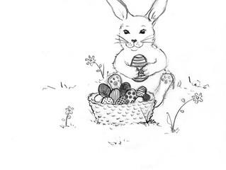 #SketchySunday: Happy Easter!