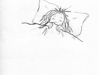 #SketchySunday: Sleepyhead