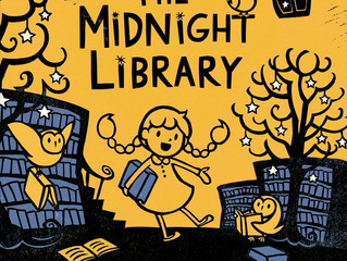 The Midnight Library: A Picture Book Review