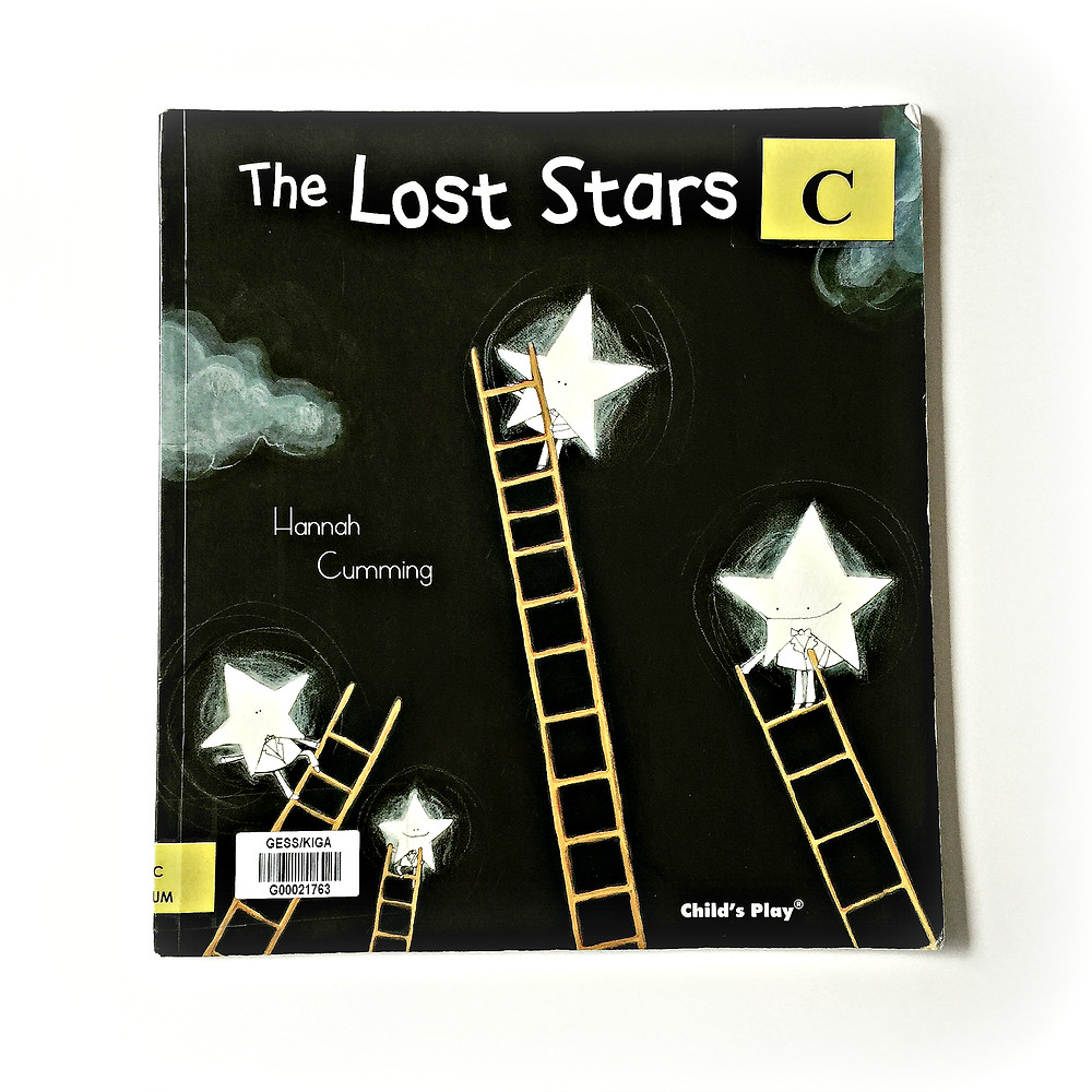 The Lost Stars - A Picture Book Review by My Quiet Adventures