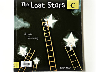 The Lost Stars: A Picture Book Review