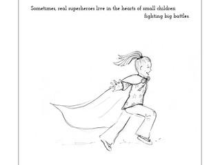 #SketchySunday: Superheroes