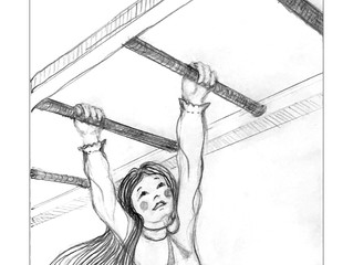 #SketchySunday: Don't give up
