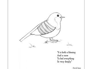 #SketchySunday: Broken Wing