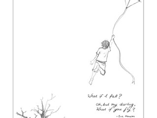 #SketchySunday: What If You Fly?