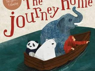 The Journey Home: A Picture Book Review