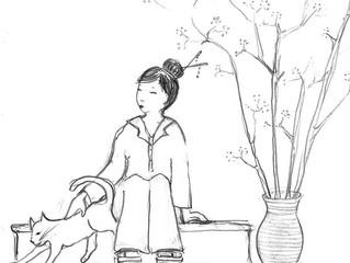 #SketchySunday: Contemplate