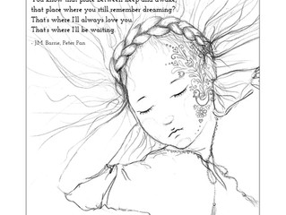 #SketchySunday: Between Sleep and Awake