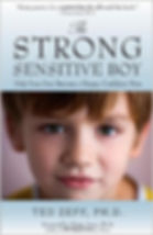 The Strong Sensitive Boy by Ted Zeff, Information for Parents on My Quiet Adventures, Picture Books for Highly Sensitive Children