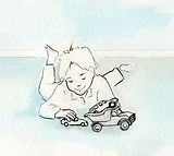 My Quiet Adventures, Picture Books for Highly Sensitive Children - Meet the Characters