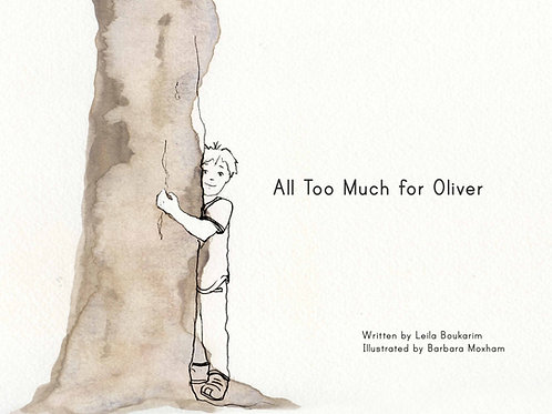 'All Too Much for Oliver' (Premium Copy)