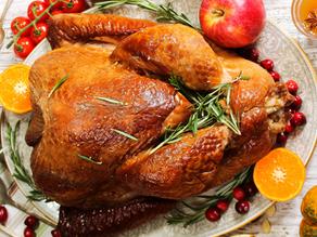 Cajun Rubbed Turkey