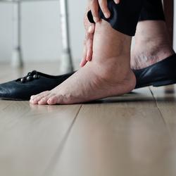 Diabetic Neuropathy & Foot Pain