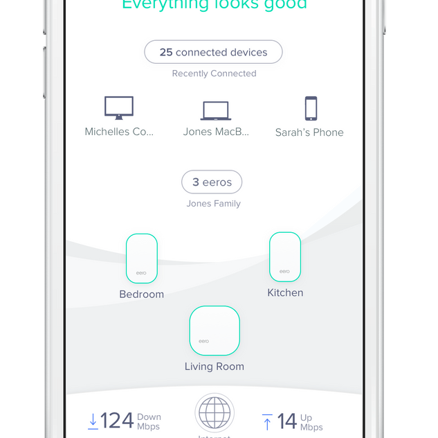 wireless network insight with the reliable eero mobile application. installed, customized & education from Digital Delight