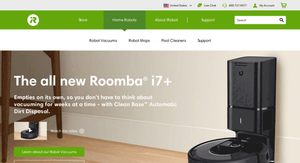 iRobot Vacuum Cleaning, Mopping & Outdoor Maintenance
