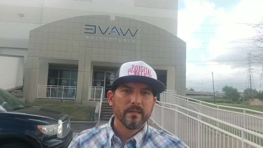 Live from WAVE Electronics! Bringing value to technology dealers!