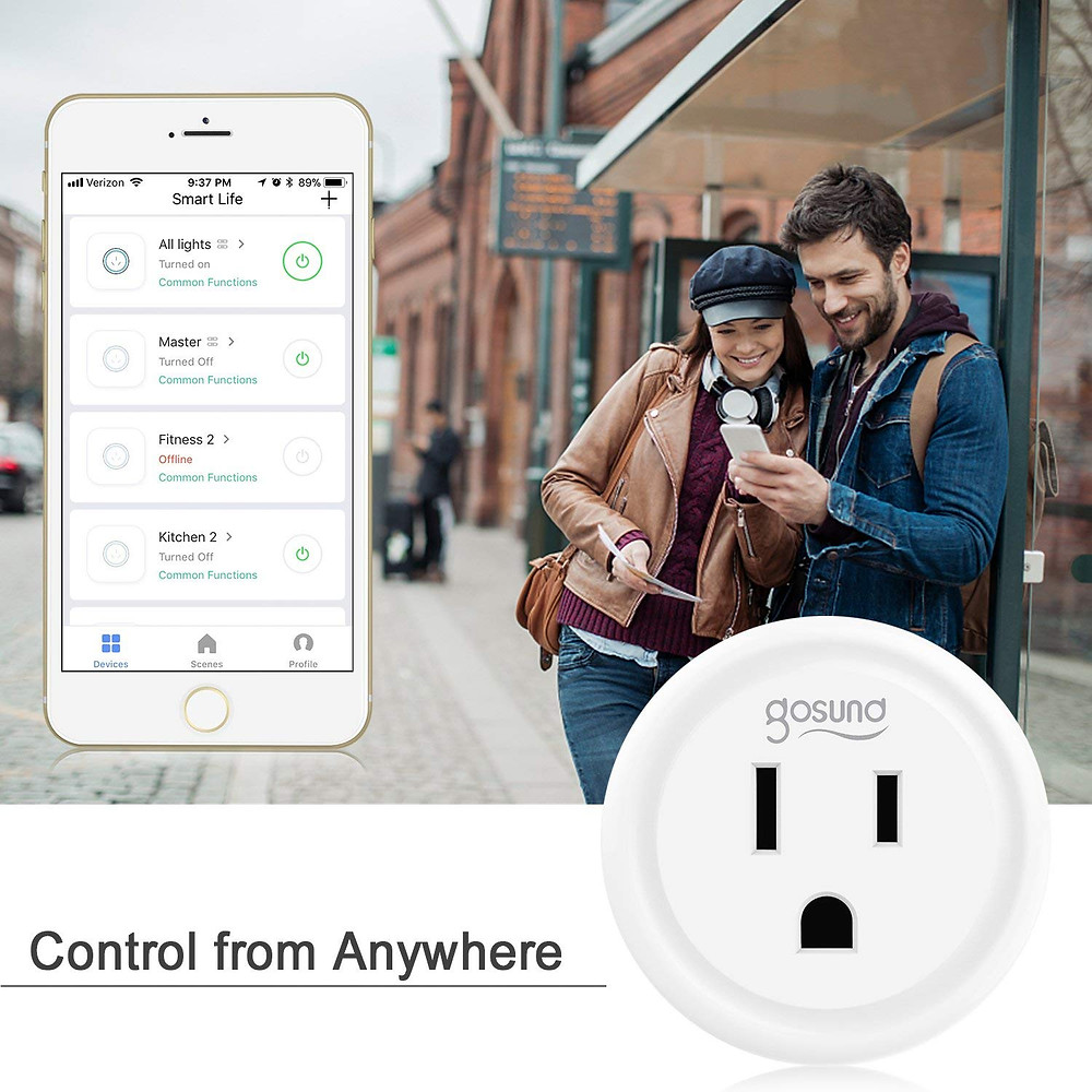 Amazon #1 Best Seller - Smart Plug Outlet