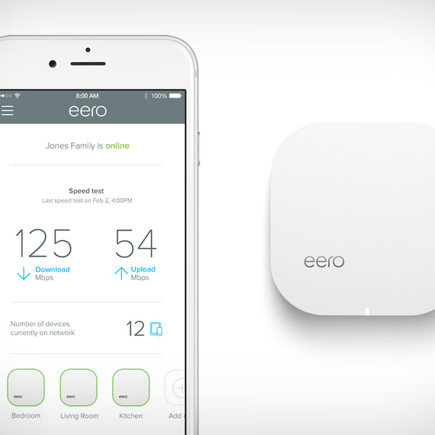 eero app tell you how your meshpoints are performing & the devices on your network. Digital Delight educates on clients on how to manage who is on your network.