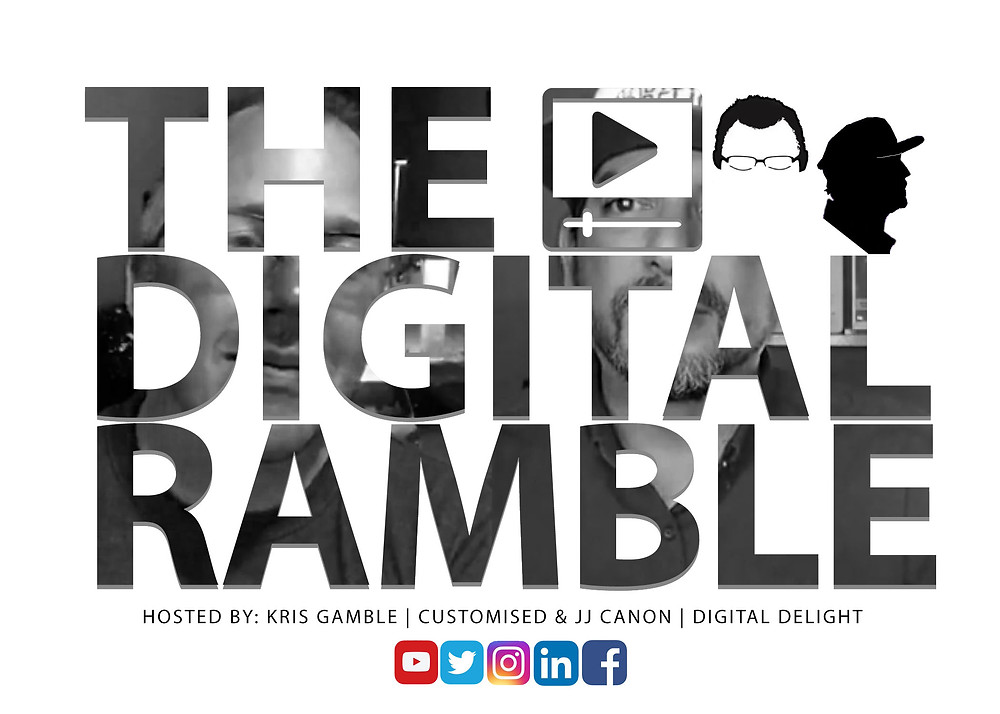 The Digital Ramble are two Home Tech experts tackling the latest technology trends and topics from around the globe.