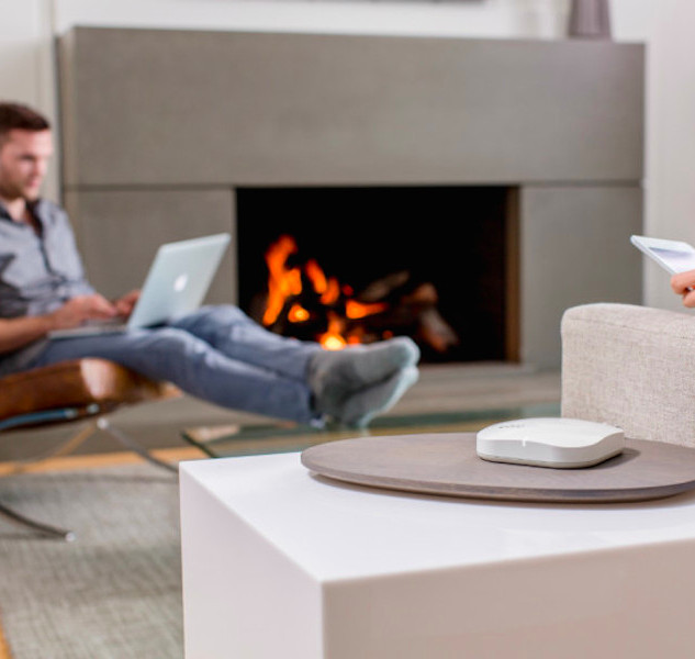 Eero lifestyle. Reliable WiFi Connectivity all throughout your home. Solution provided by Digital Delight