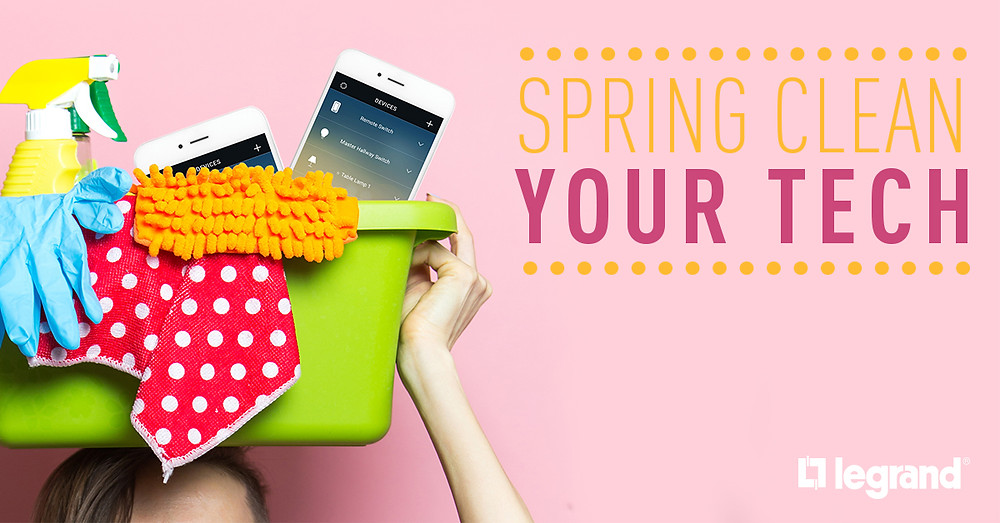 Spring Clean Your Tech