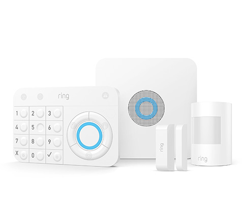 Whole-home security system for any apartment or house.  $199