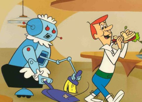 Rosie from the Jetson's