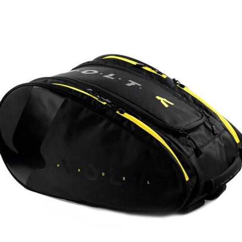 Volt padel bag black パデルバッグ