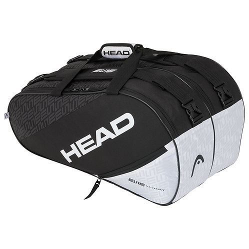 Head Elite Padel Super Combi パデルバッグ BKWH