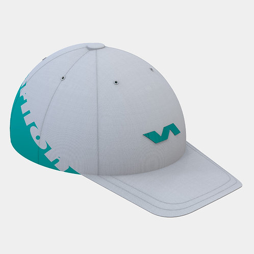 Varlion Team キャップ 白-緑