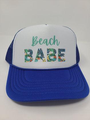 Unisex Trucker Hat-Beach Babe