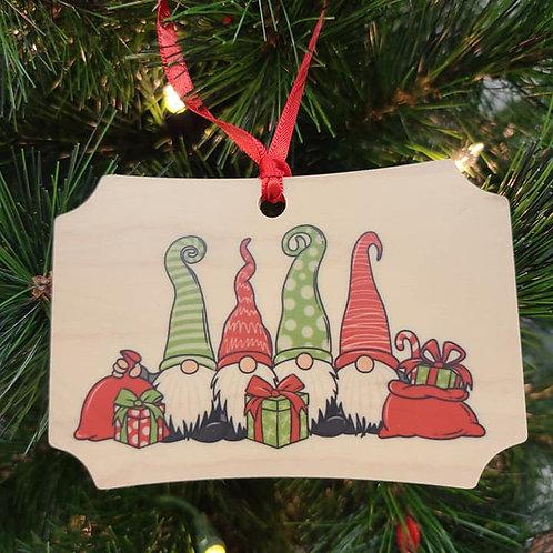 Gnomes Ornament