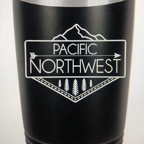 Pacific Northwest Tumbler