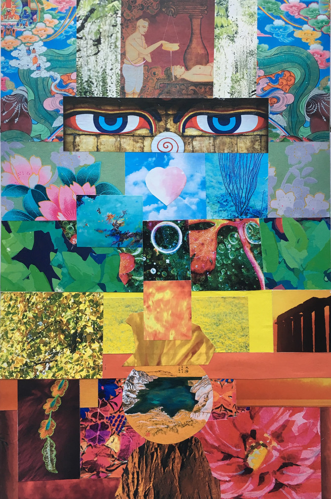 Collage Chakra