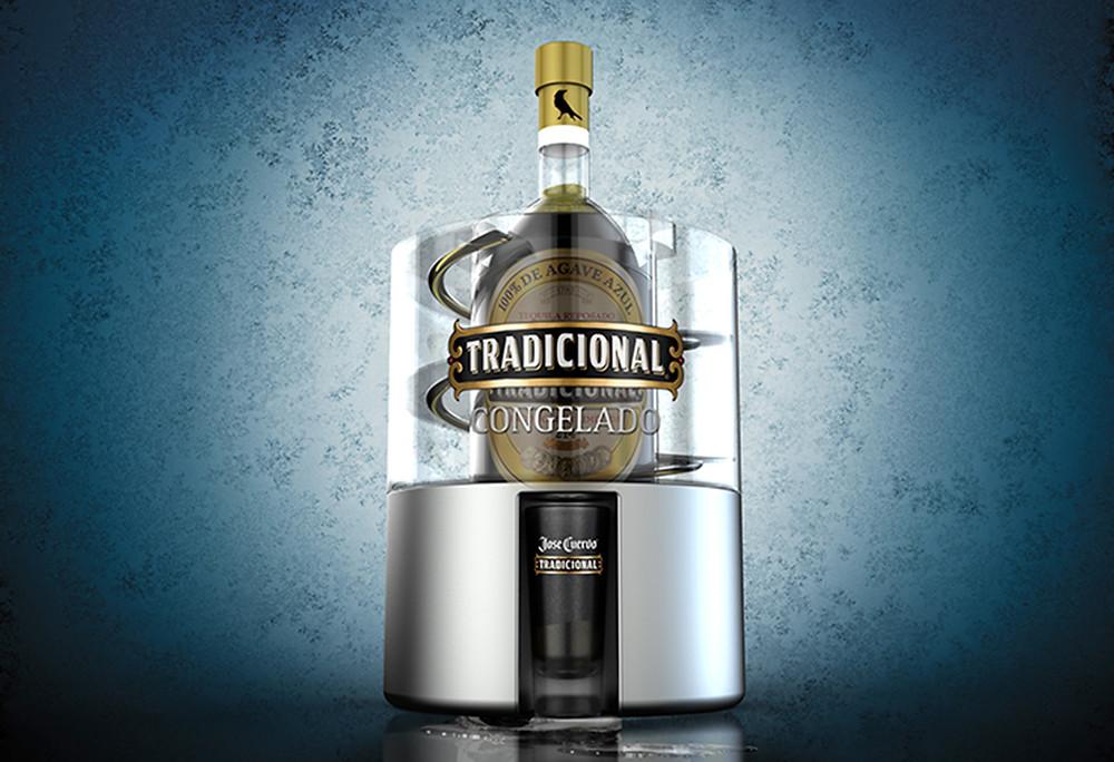 Tequila Congelado