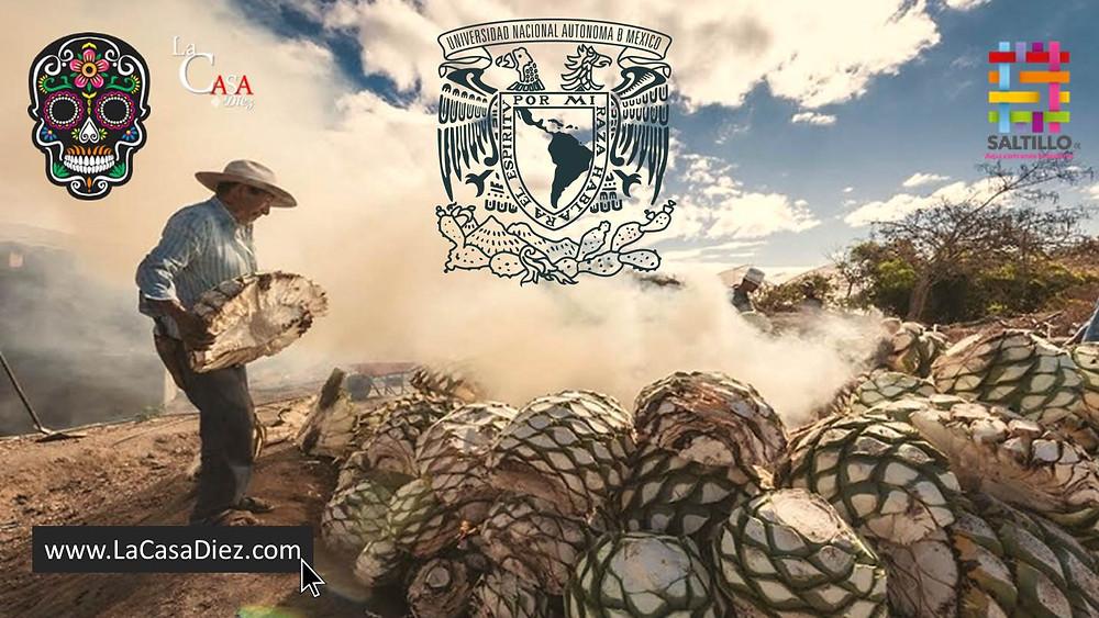 La UNAM y el Mezcal en México